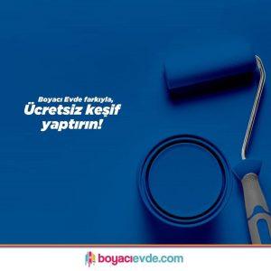 İzmir Uygun Fiyatlı Boyacı Evde Boya Badana Servisi